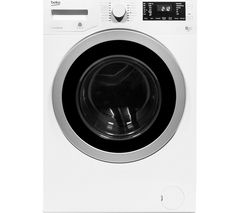 BEKO WDX8543130W Washer Dryer - White