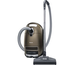 MIELE Complete C3 Total Solution PowerLine Cylinder Vacuum Cleaner - Havana Brown