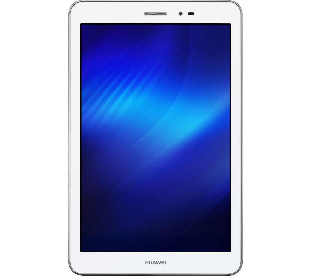 "Image of Huawei MediaPad T1 8.0"" Tablet - 16 GB, Silver"