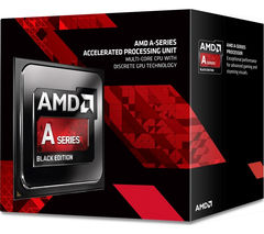 AMD A10 7860K FM2+ Black Edition APU - Retail