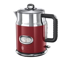 RUSSELL HOBBS Retro 21670 Jug Kettle - Red