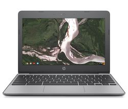 "HP 11-v050na 11.6"" Chromebook - Grey"