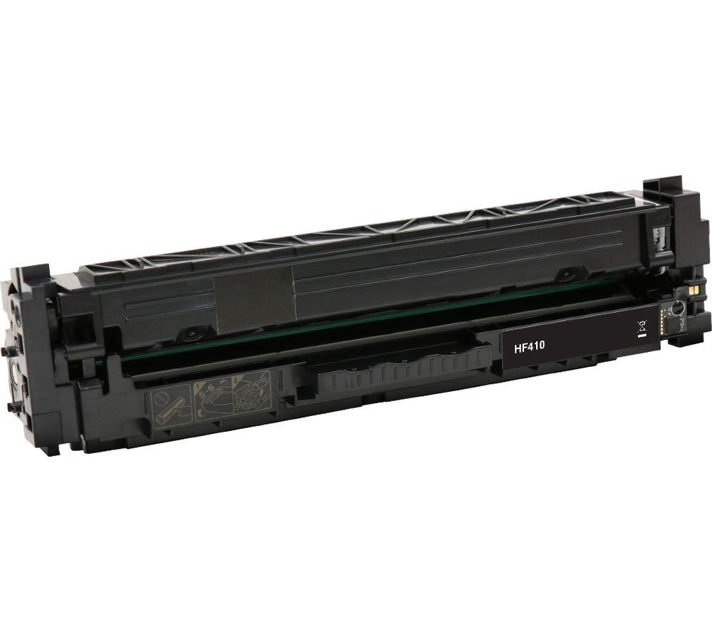 ESSENTIALS Remanufactured CF410A Black HP Toner Cartridge
