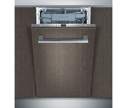 SIEMENS SR65T081GB Integrated Dishwasher