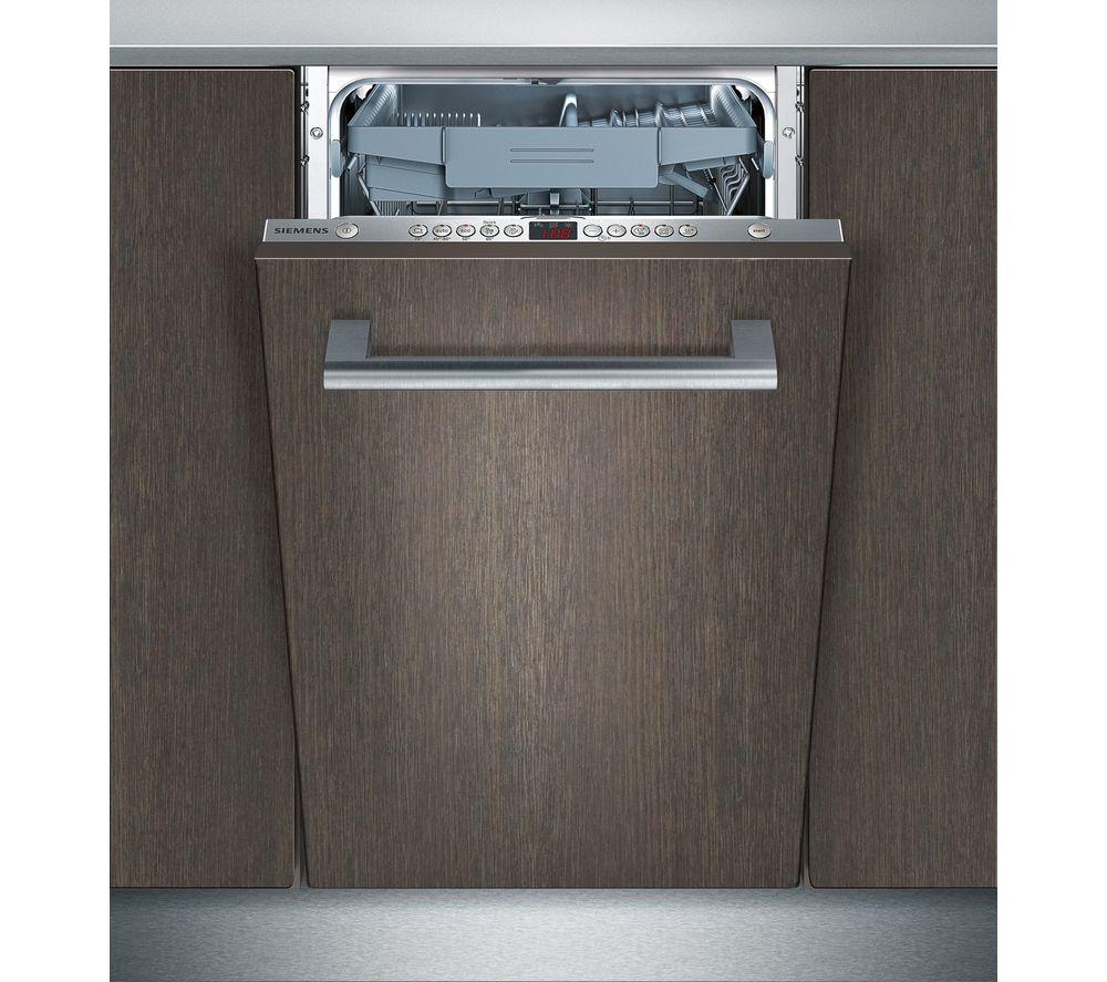 SIEMENS SR65T081GB Integrated Dishwasher