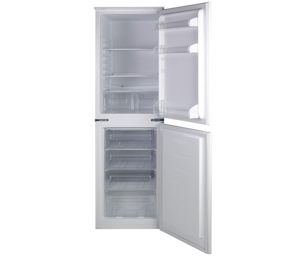 buy essentials ciff5012 integrated fridge freezer free. Black Bedroom Furniture Sets. Home Design Ideas