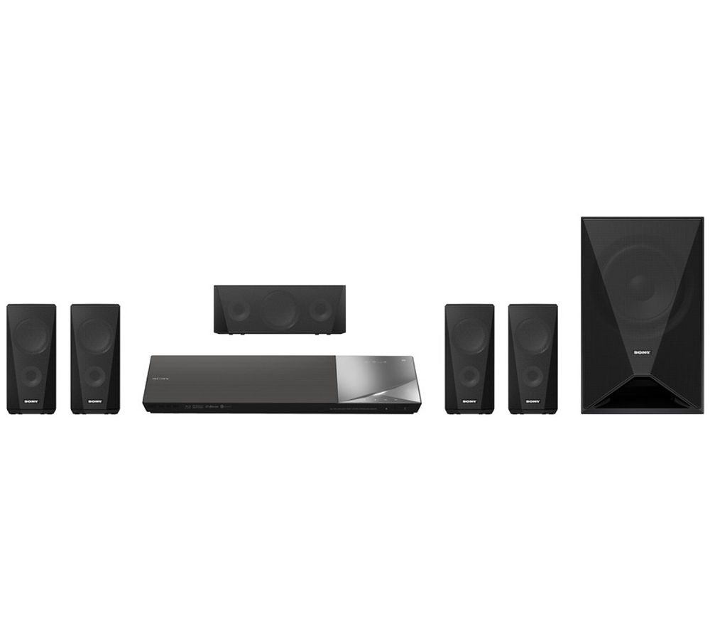 sony bdv n5200w 5 1 smart 3d blu ray home cinema system. Black Bedroom Furniture Sets. Home Design Ideas