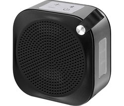 JVC SP-AD50-B Portable Bluetooth Wireless Speaker - Black