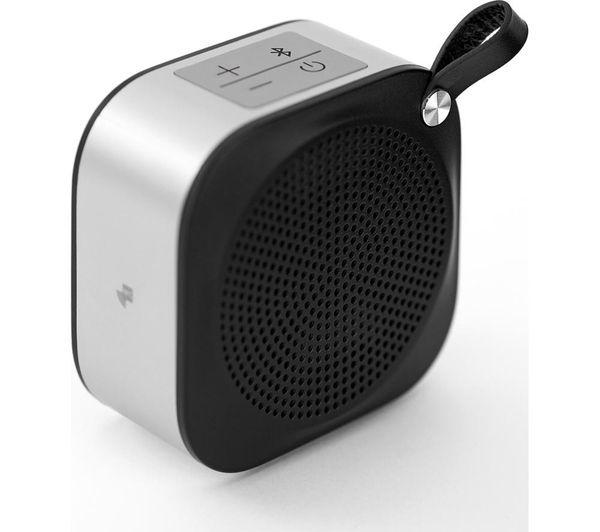 Image of JVC SP-AD50-B Wireless Portable Speaker - Black