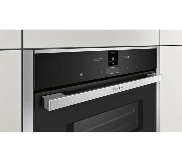 Neff C17mr02n0b Built In Combination Microwave Stainless Steel