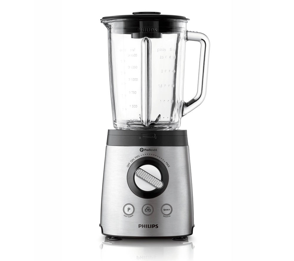 Stainless Steel Blender ~ Buy philips avance hr blender stainless steel