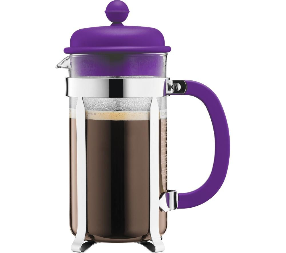 Caffettiera 1918 914 Coffee Maker  Purple  Free Delivery  Currys