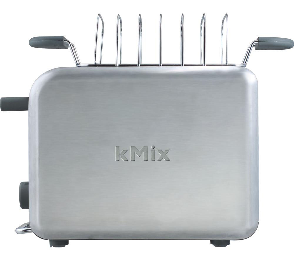 buy kenwood kmix 0wttm020s1 2 slice toaster stainless. Black Bedroom Furniture Sets. Home Design Ideas