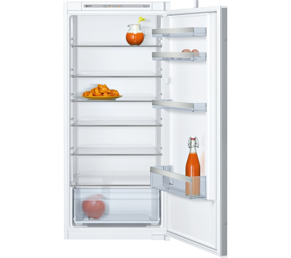 NEFF KI1412S30G Integrated Tall Fridge