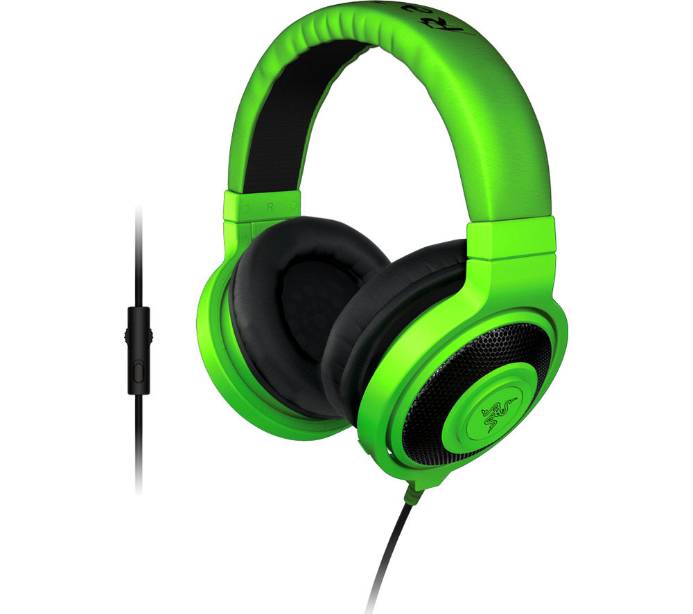RAZER Kraken Pro 2015 Analog 2.1 Gaming Headset - Green