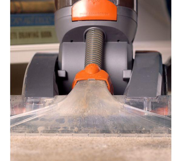 Buy Vax Dual Power Max W86 Dd B Upright Carpet Cleaner