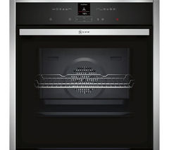 NEFF B27CR22N1B Electric Oven - Stainless Steel