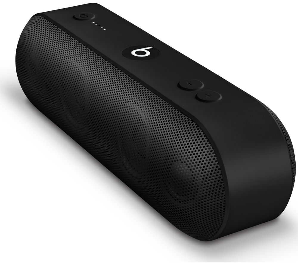 BEATS Pill+ Portable Bluetooth Wireless Speaker - Black