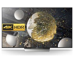 "SONY BRAVIA KD55XD8599BU Smart 4k Ultra HD HDR 55"" LED TV"