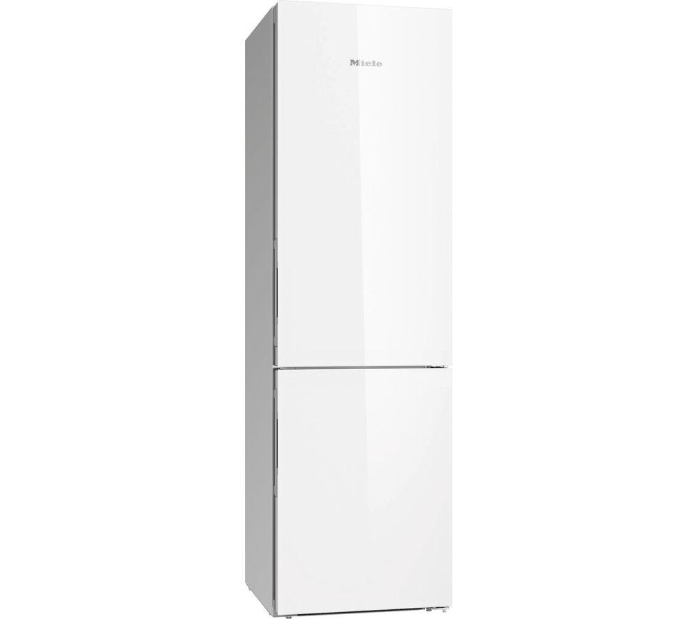 MIELE  KFN 29683 D brwh Fridge Freezer  White White