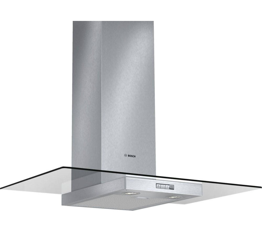BOSCH  Serie 2 Classixx DWA094W50B Chimney Cooker Hood  Stainless Steel Stainless Steel