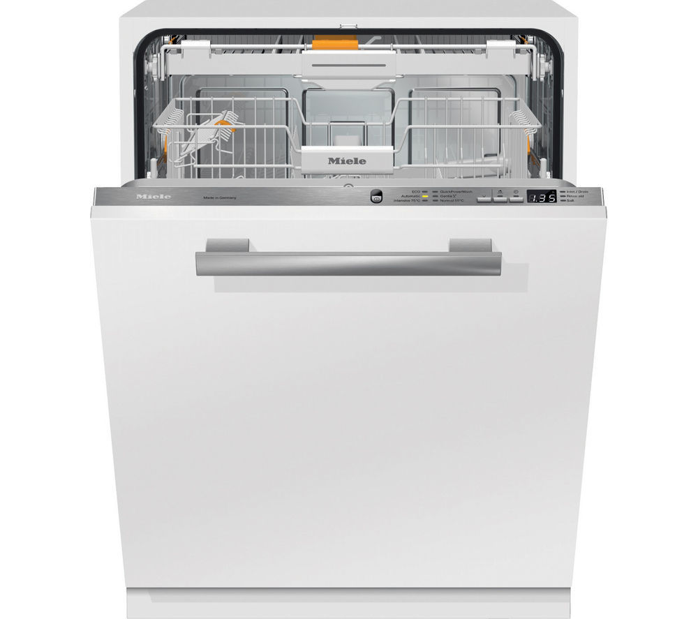 MIELE G6660SCVi Full-size Integrated Dishwasher