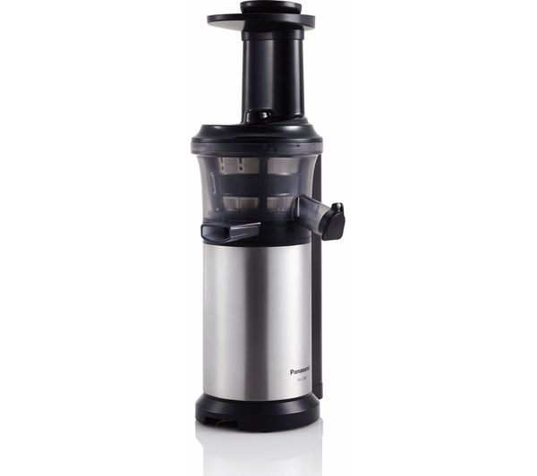 Panasonic Mj L500sxc Slow Juicer : Buy PANASONIC MJ-L500SXC Juicer - Silver Free Delivery Currys
