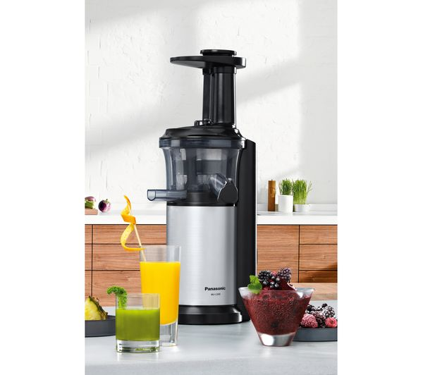 Buy PANASONIC MJ-L500SXC Juicer - Silver Free Delivery Currys