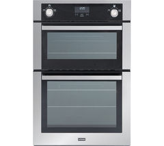 STOVES Professional SGB900MFSe Gas Double Oven - Stainless Steel