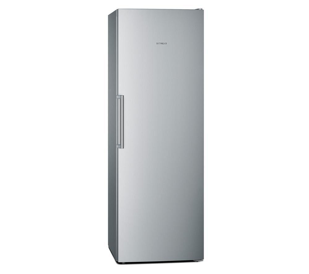SIEMENS GS36NVI30G Tall Freezer - Stainless Steel