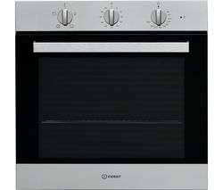INDESIT IFW 6230 IX UK Electric Oven - Stainless Steel