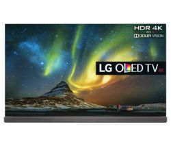 "LG OLED77G6V Smart 3D 4k Ultra HD HDR 77"" OLED TV"