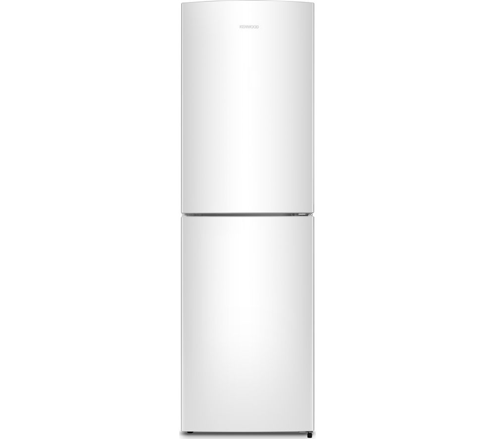 KENWOOD KNF55W17 50/50 Fridge Freezer - White