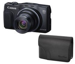 CANON PowerShot SX710 HS Superzoom Compact Camera - Black