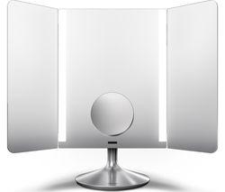 SIMPLEHUMAN ST3014 Pro Wide-view Sensor Smart Mirror