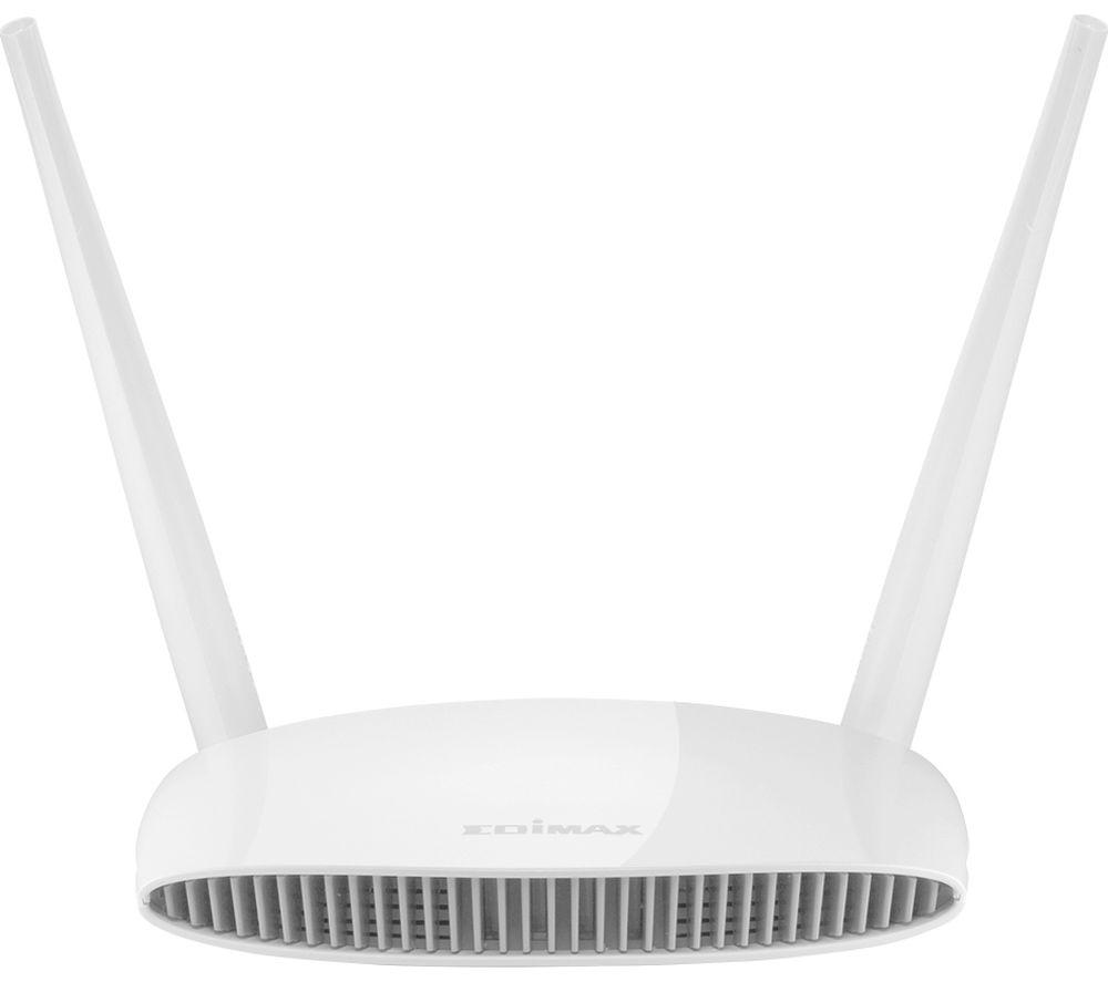 EDIMAX BR-6478AC V2 Wireless Cable & Fibre Router - AC 1200, Dual-band