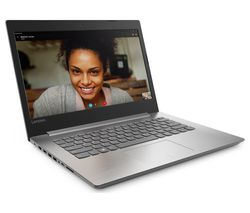 "LENOVO IdeaPad 320-14IAP 14"" Laptop - Platinum Grey"