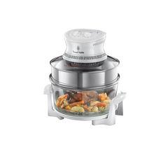 RUSSELL HOBBS Halogen Mini Oven - White
