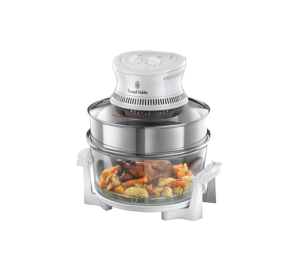 Mini Kitchen Oven ~ Buy russell hobbs halogen mini oven white free