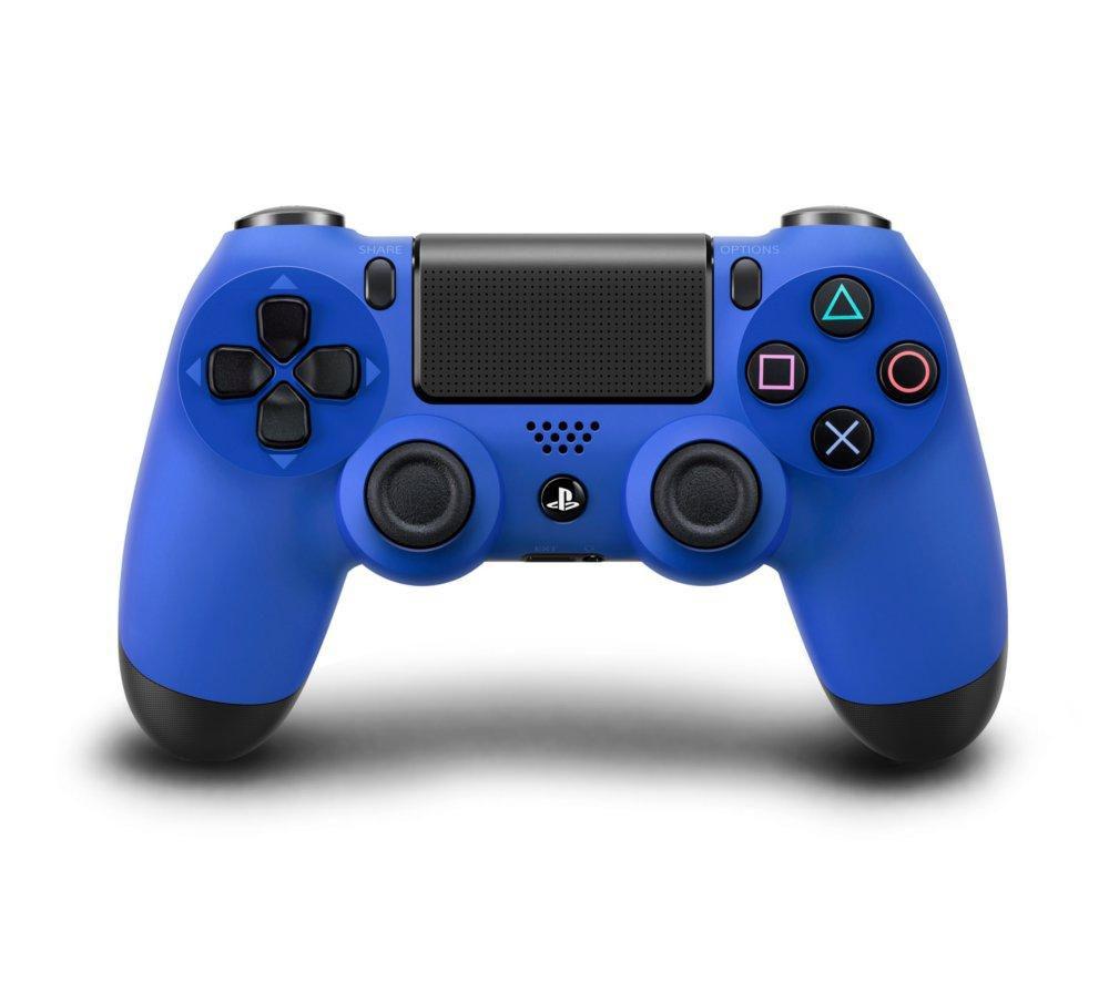SONY DualShock 4 Wave Wireless Gamepad - Blue