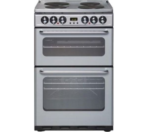 NEW WORLD ES550DOM Electric Cooker - Silver