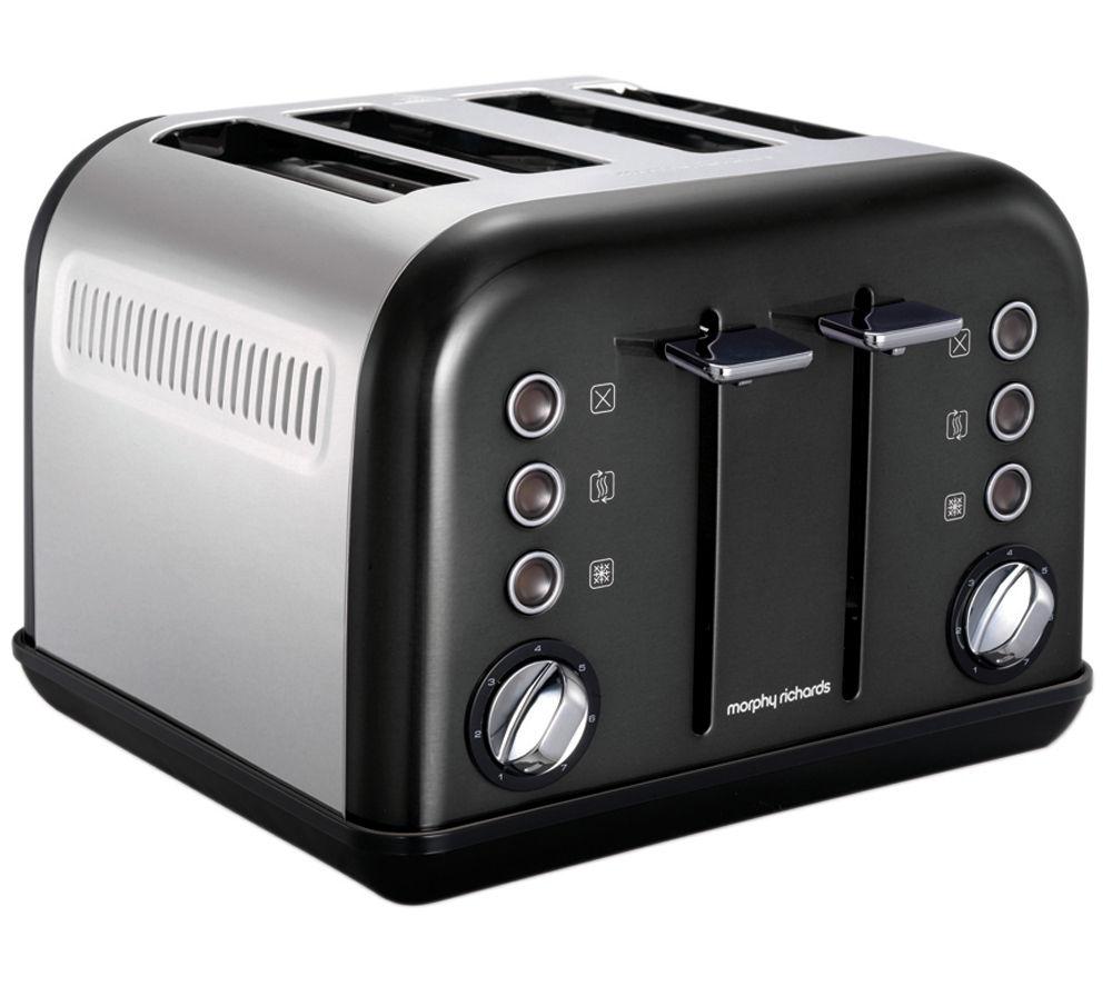 Morphy Richards Uk: Buy MORPHY RICHARDS Accents 242002 4-Slice Toaster