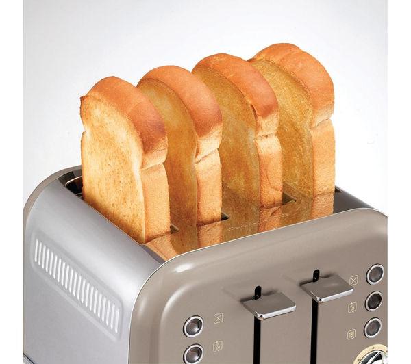 Slicwe Morphy Richards Toaster 4: Buy MORPHY RICHARDS Accents 242008 4-Slice Toaster