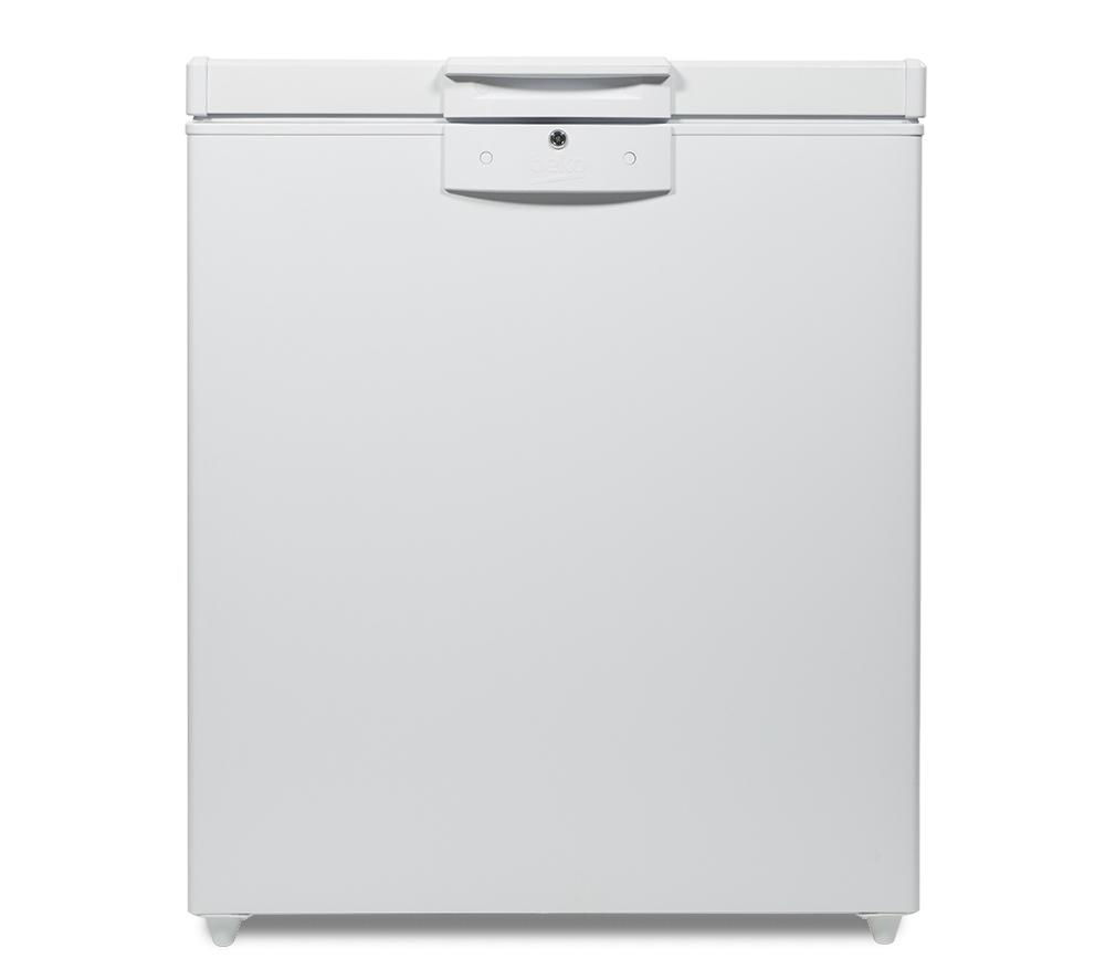 BEKO CF625W Chest Freezer - White