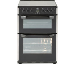 BELLING CFG60DOP Gas Cooker - Stainless Steel