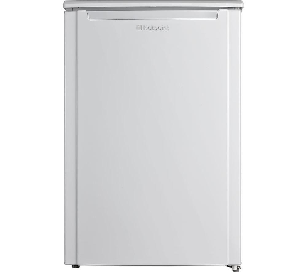 HOTPOINT  CTZ55P Undercounter Freezer - White +  WMFUG742G SMART Washing Machine - Graphite