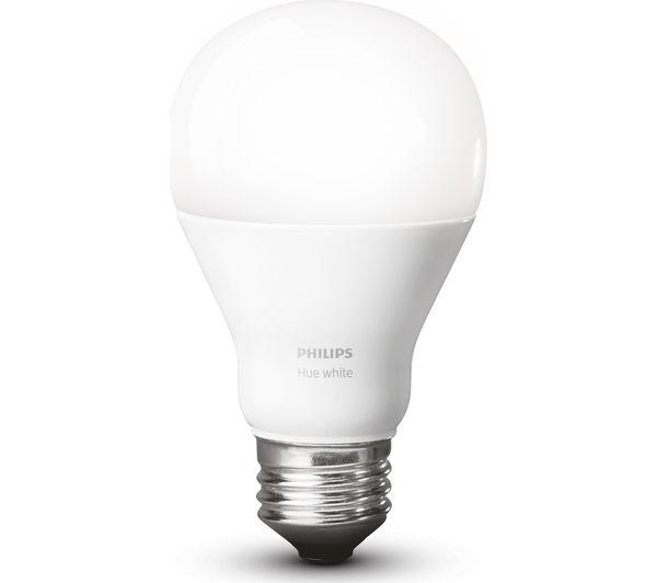 buy philips hue white wireless bulbs starter kit e27. Black Bedroom Furniture Sets. Home Design Ideas