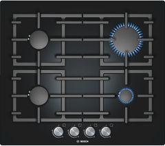 BOSCH Avantixx PPP616B91E Gas Hob - Black