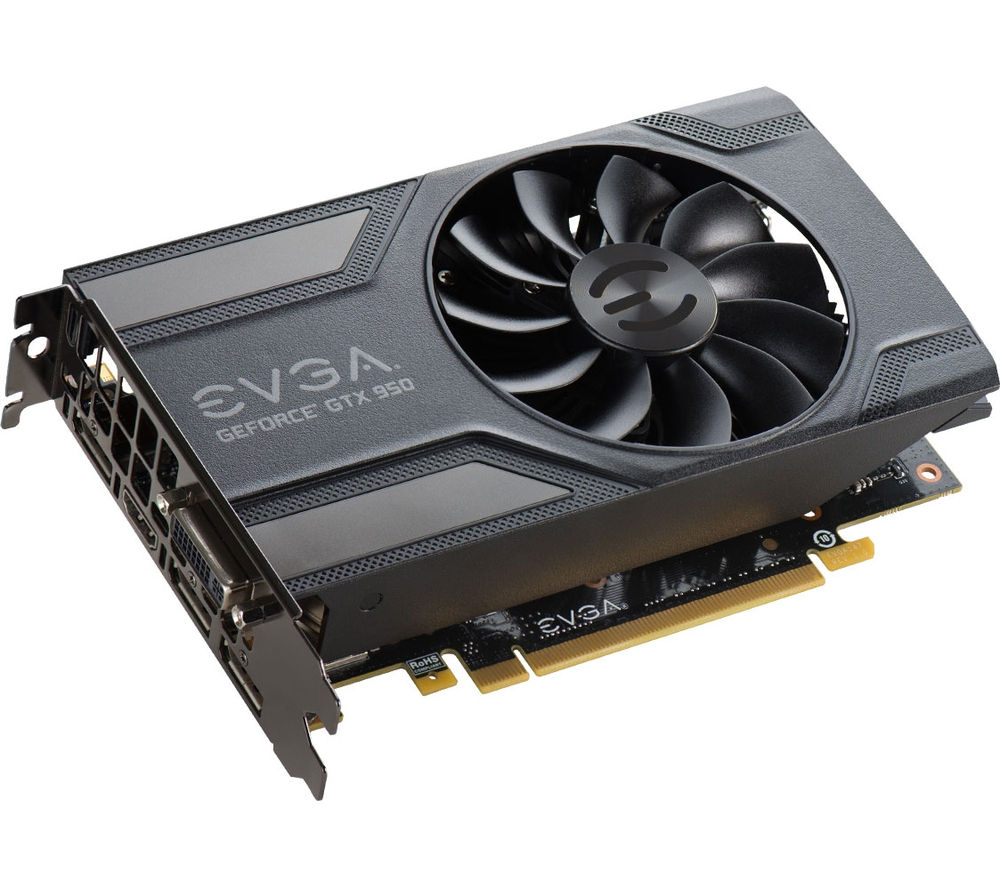 Buy Evga Geforce Gtx 950 Sc Graphics Card Free Delivery