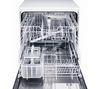 MIELE G4203i Full-size Semi-integrated Dishwasher - White